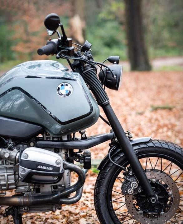 Moto BMW R1100GS Personalizada - Imagem - 3