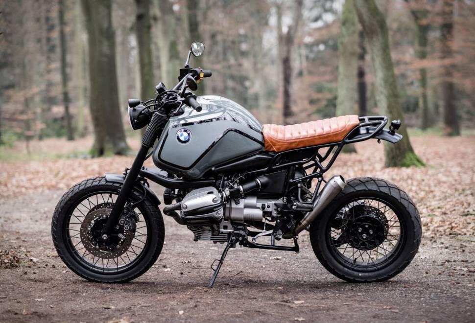 Moto BMW R1100GS Personalizada - Imagem - 1
