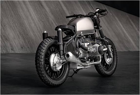 MOTO PERSONALIZADA BMW R69S - Imagem - 3
