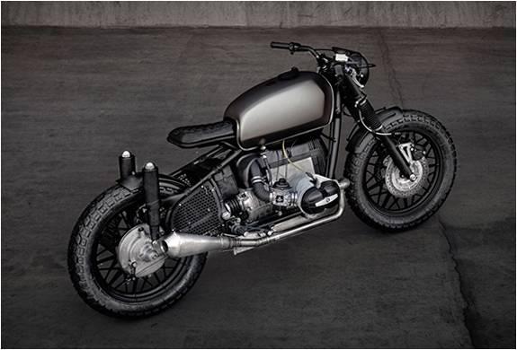 MOTO PERSONALIZADA BMW R69S - Imagem - 4