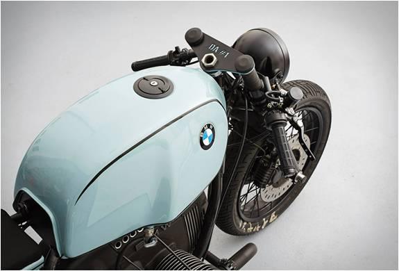 MOTO PERSONALIZADA BMW R80 - Imagem - 2
