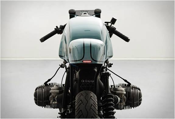 MOTO PERSONALIZADA BMW R80 - Imagem - 3