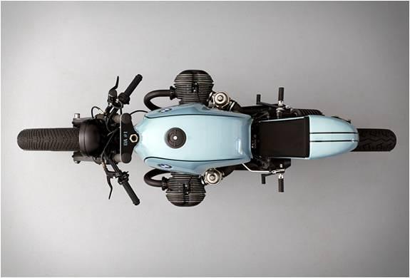 MOTO PERSONALIZADA BMW R80 - Imagem - 4
