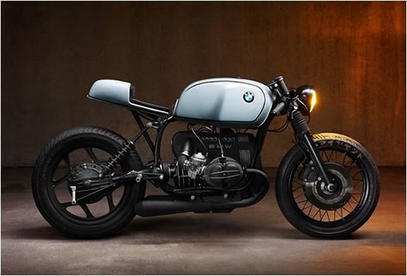 MOTO PERSONALIZADA BMW R80 - Imagem - 5