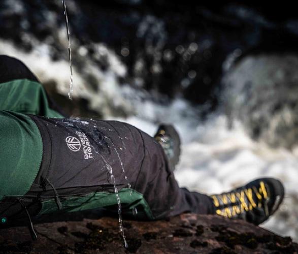 Calsas BN001 Hiking Pants - Imagem - 3