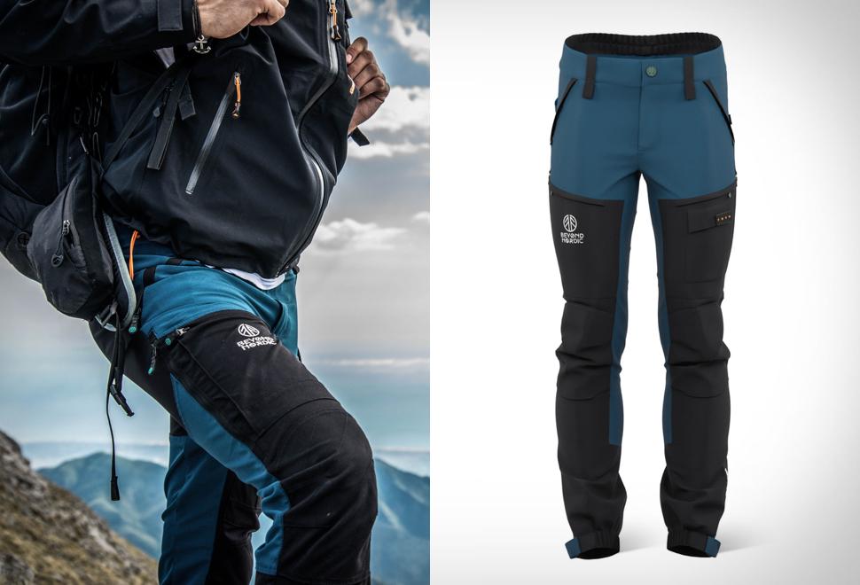 Calsas BN001 Hiking Pants - Imagem - 1
