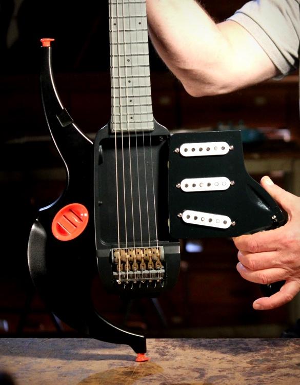 GUITARRA BOAZ ONE MODULAR GUITAR - Imagem - 5