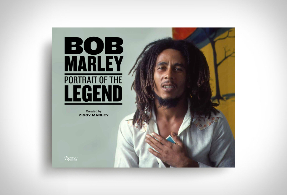 BOB MARLEY: PORTRAIT OF THE LEGEND - Imagem - 1