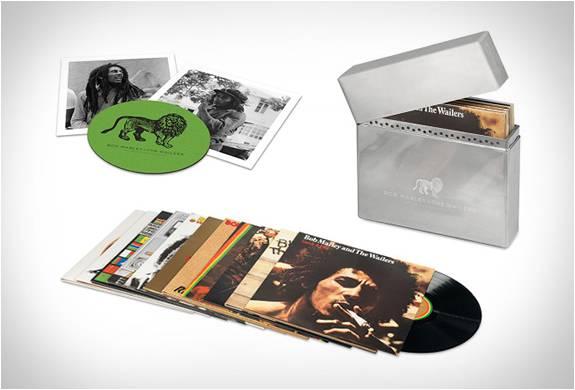 Bob Marley - A Coleção Completa das Gravações na Ilha
