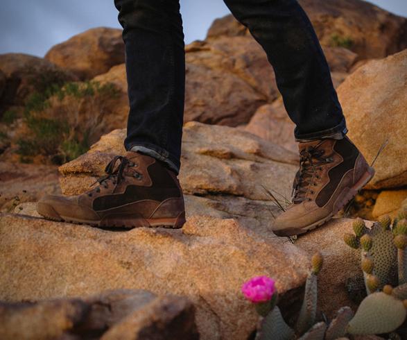 Botas para trilha Danner - Imagem - 3