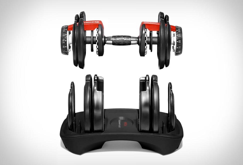 Pesos ajustáveis BOWFLEX - Imagem - 1