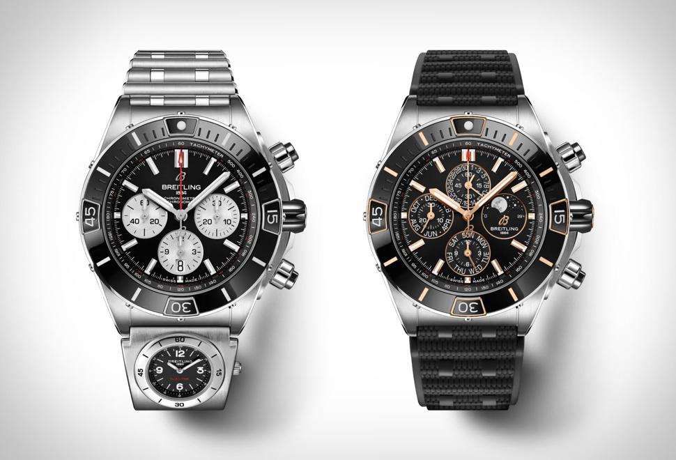 Relógio BREITLING SUPER CHRONOMAT - Imagem - 1