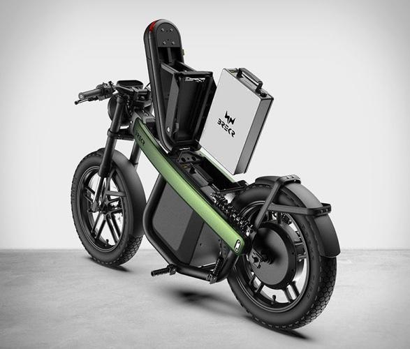 Bicicleta Elétrica - BREKR MODEL B - Imagem - 2
