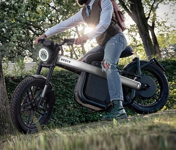 Bicicleta Elétrica - BREKR MODEL B - Imagem - 5