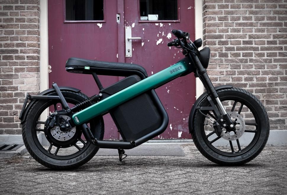 Bicicleta Elétrica - BREKR MODEL B - Imagem - 1