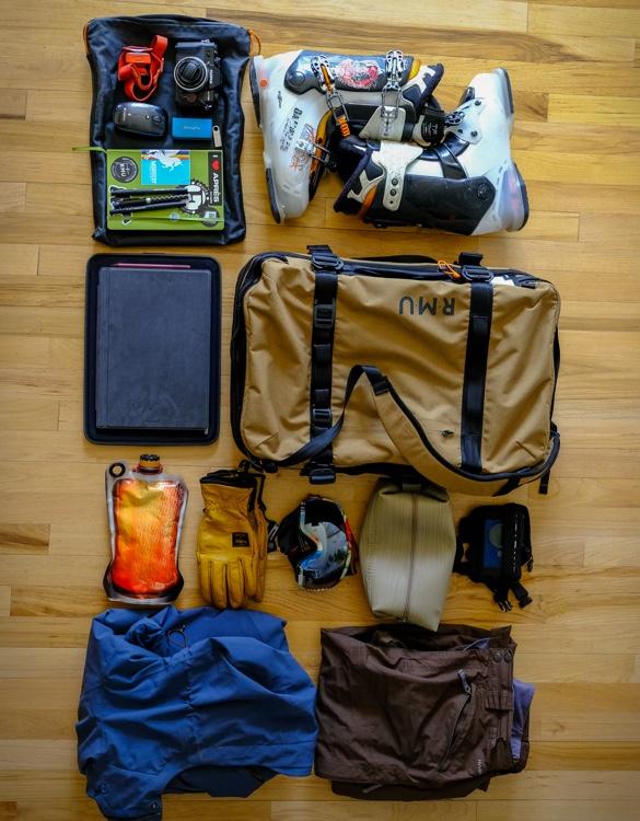 BRFCS Adventure Travel Bag - Imagem - 2