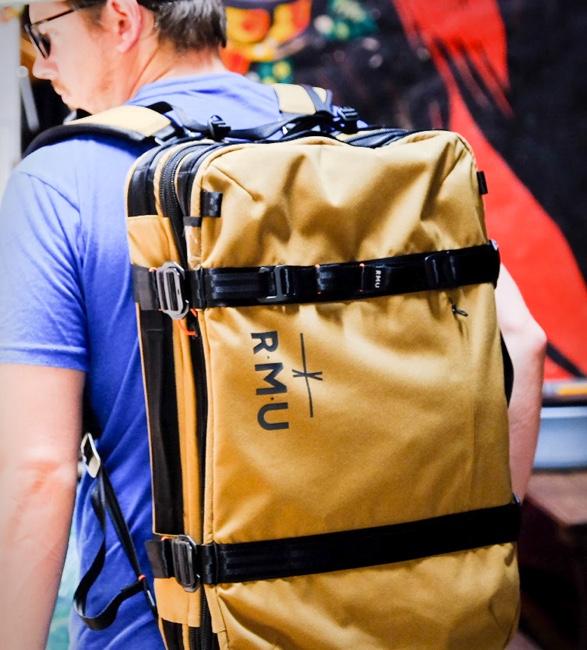 BRFCS Adventure Travel Bag - Imagem - 5