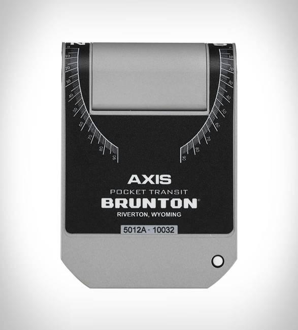 Bússola de Bolso para Medição Geológica | Axis/Brunton - Imagem - 5