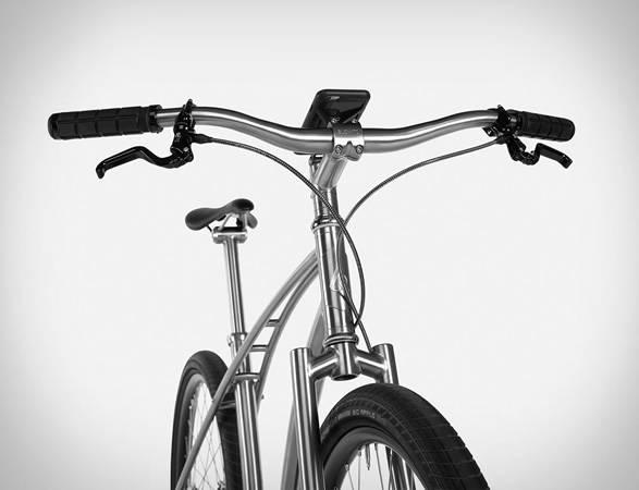 Bicicleta Elétrica - Modelo E | Budnitz - Imagem - 4