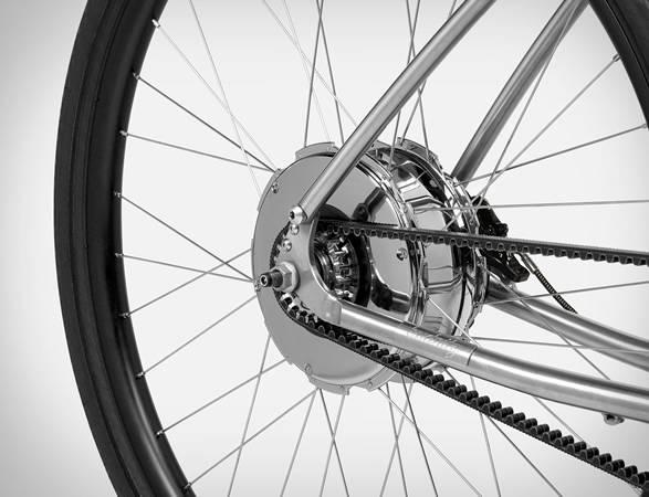 Bicicleta Elétrica - Modelo E | Budnitz - Imagem - 5