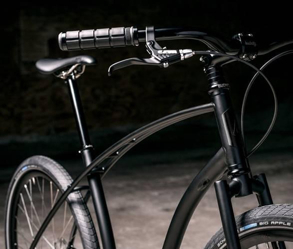 Bicicleta No.3 Pitch Black | Budnitz - Imagem - 2