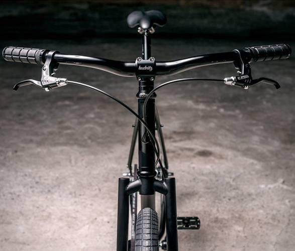 Bicicleta No.3 Pitch Black | Budnitz - Imagem - 4