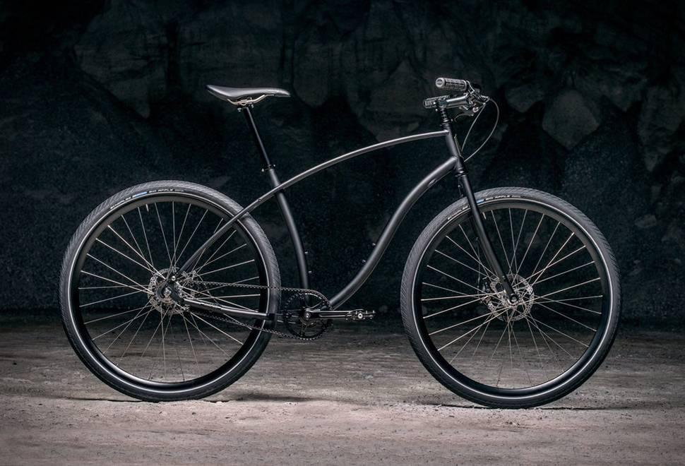 Bicicleta No.3 Pitch Black | Budnitz - Imagem - 1
