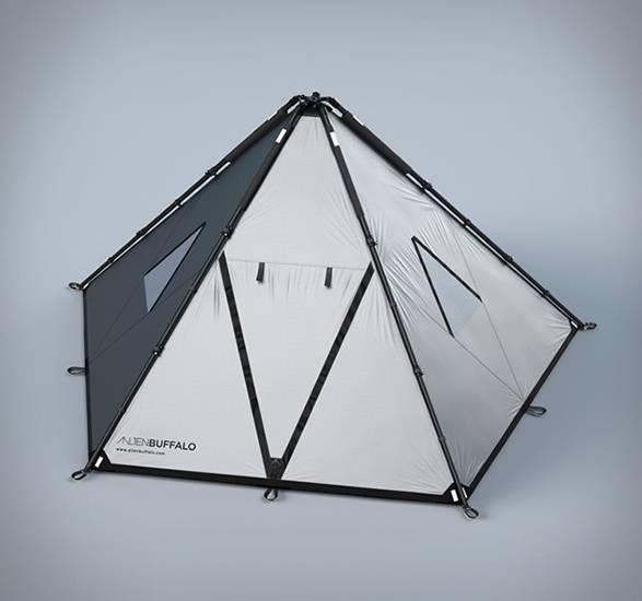 Tenda de Acampamento | Alien Buffalo - Imagem - 2