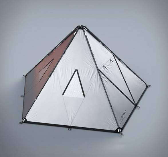 Tenda de Acampamento | Alien Buffalo - Imagem - 4