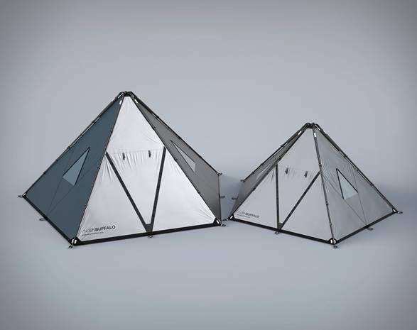Tenda de Acampamento | Alien Buffalo - Imagem - 5