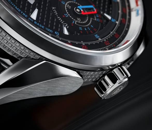 Relógio Parmigiani Fleurier com performance Bugatti Aerolithe - Imagem - 3