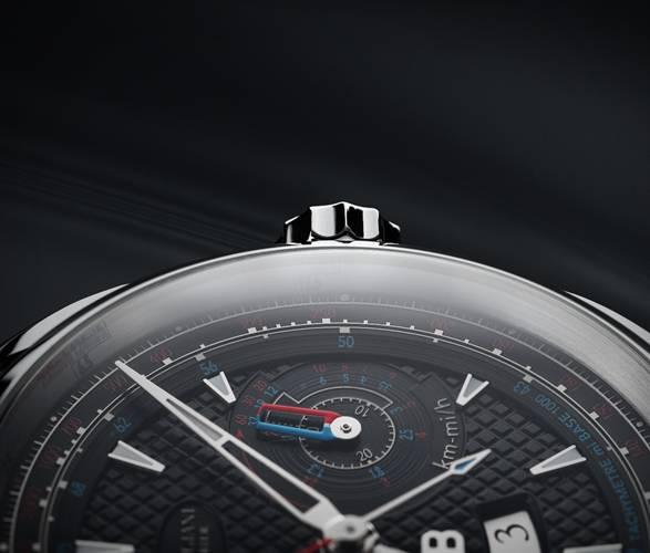 Relógio Parmigiani Fleurier com performance Bugatti Aerolithe - Imagem - 5