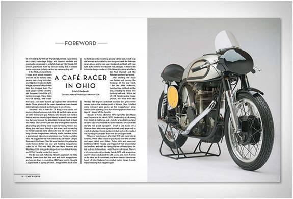 LIVRO DE MOTOS PERSONALIZADAS - CAFE RACERS - Imagem - 4