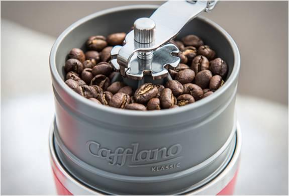 Cafflano - máquina de café portátil com moedor - Imagem - 4