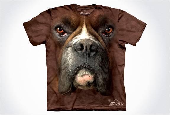 Hiper Realista Camisetas De Cachorro