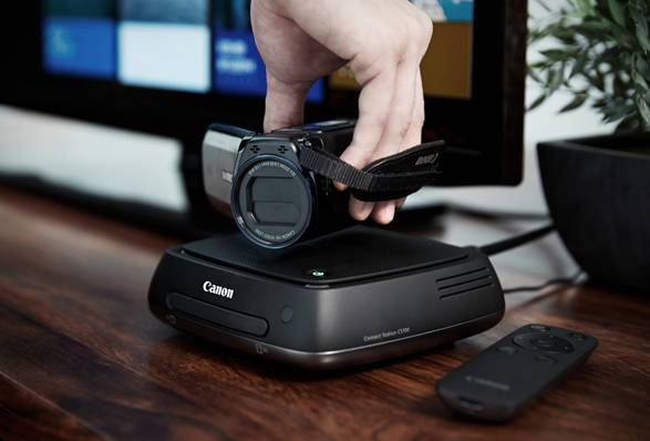 Canon Connect Station Cs100 - Imagem - 5