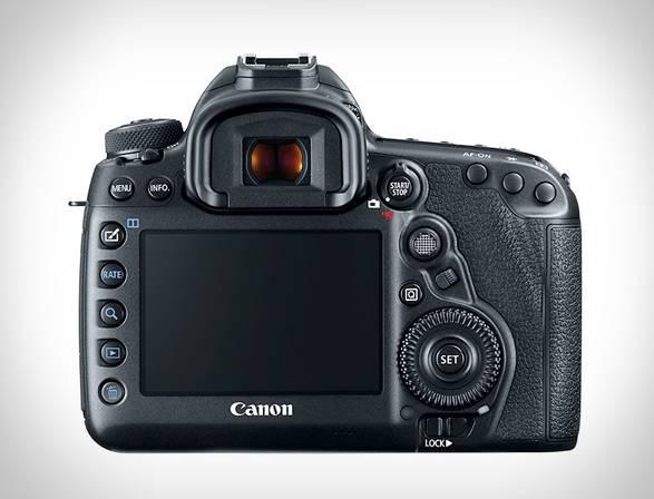 Câmera Canon EOS 5D Mark IV - Imagem - 2