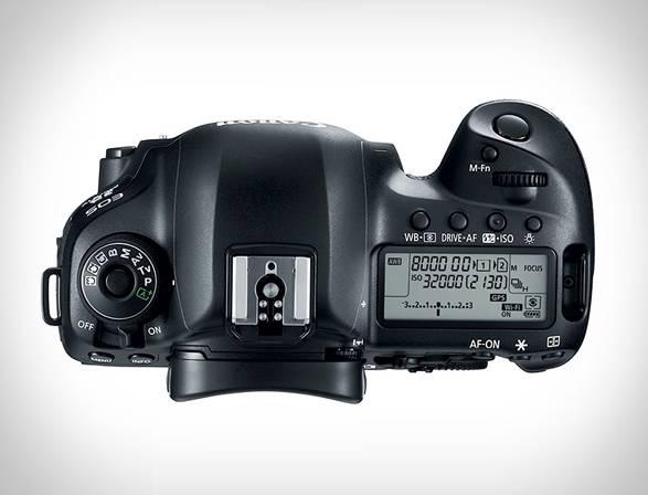 Câmera Canon EOS 5D Mark IV - Imagem - 4