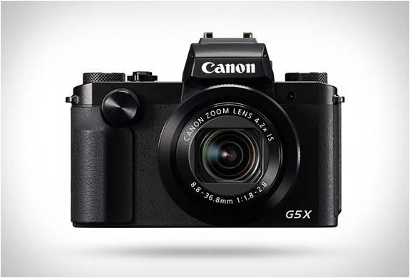 PowerShot G5 X   Canon - Imagem - 1