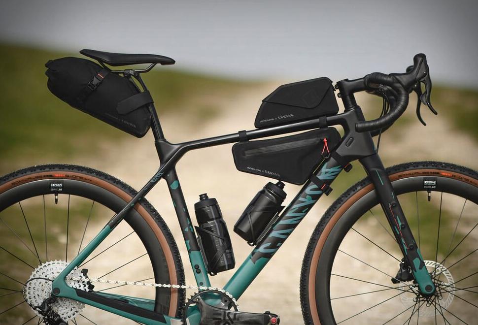 Bolsa para quadro de bicicleta - Canyon x Apidura Bikepacking Bags - Imagem - 1