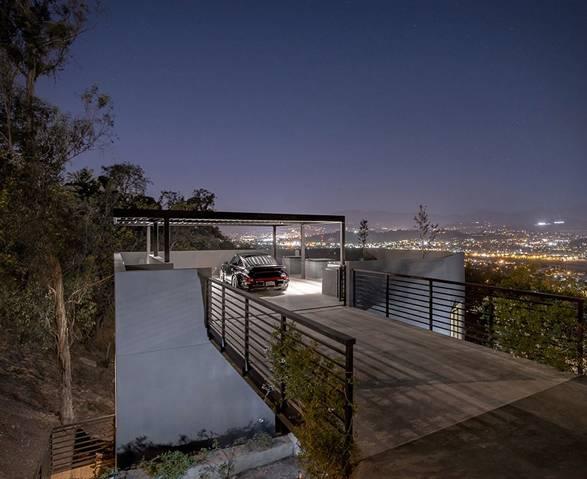 Arquitetura - Casa Parque de Estacionamento - Imagem - 2
