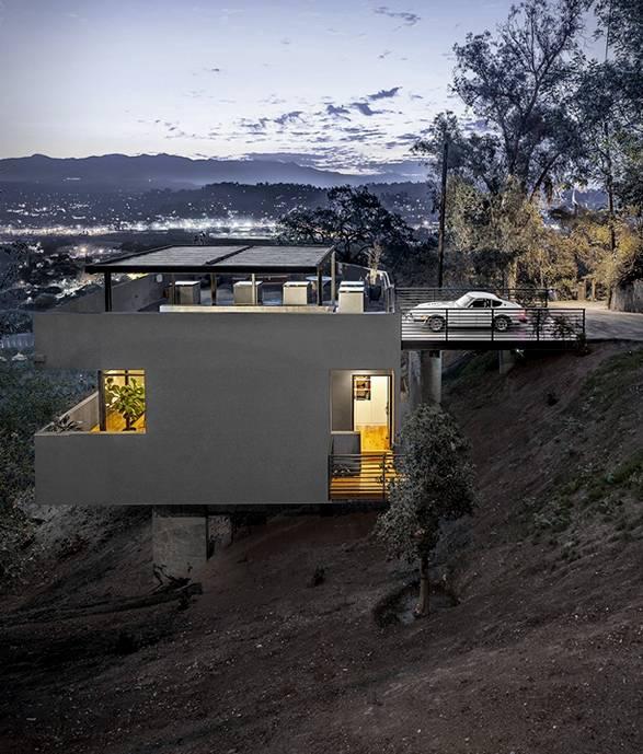 Arquitetura - Casa Parque de Estacionamento - Imagem - 4