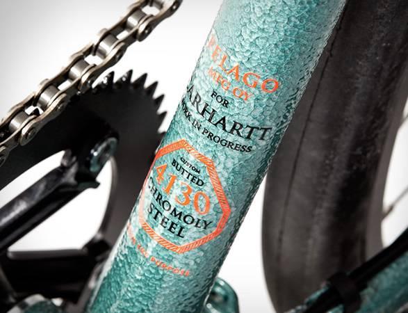 Bicicleta Carhartt X Pelago - Imagem - 2
