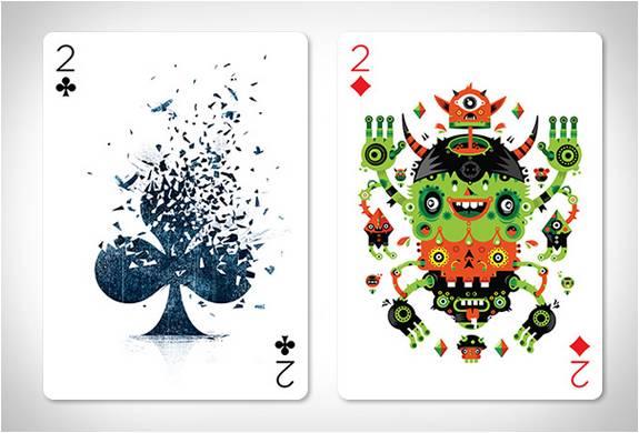 CARTAS DE POKER - PLAYING ARTS - Imagem - 2