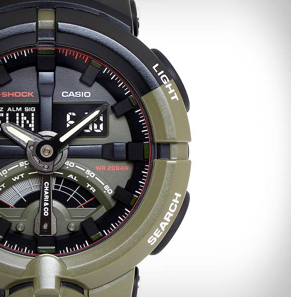 Relógio Chari & Co G-Shock - Imagem - 2
