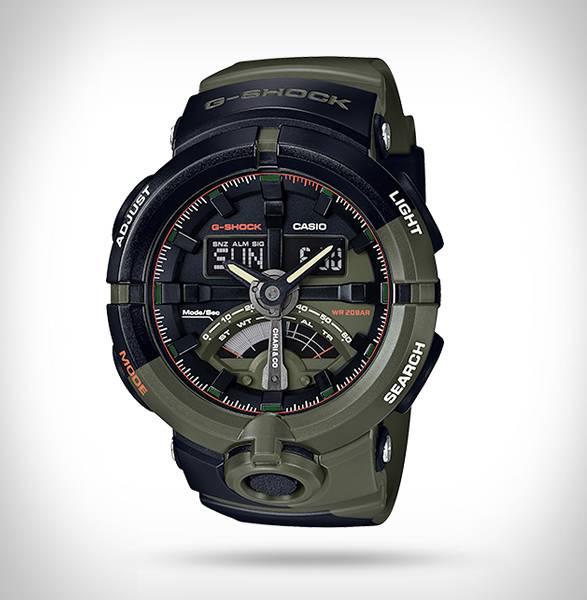 Relógio Chari & Co G-Shock - Imagem - 3