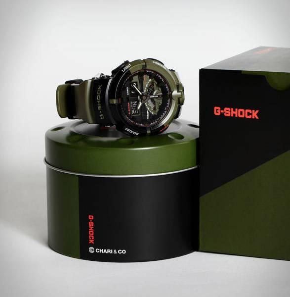 Relógio Chari & Co G-Shock - Imagem - 4