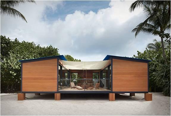 Casa de Praia - Por Charlotte Perriand - Imagem - 1