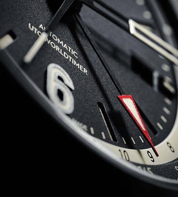 Relógio C8 UTC Worldtimer | Christopher Ward - Imagem - 4