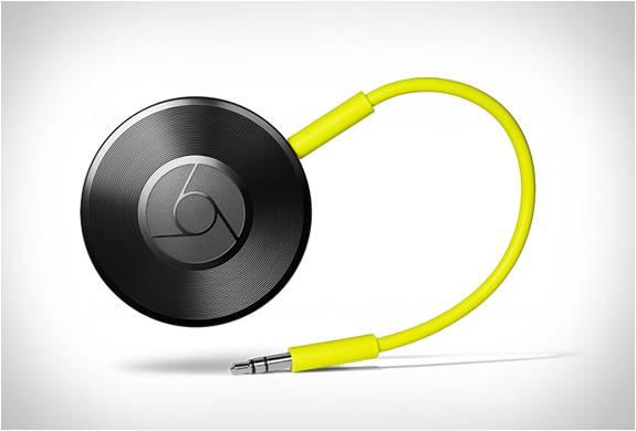 Agora Você Transmitir o Audio dos Seus aparelhos Favoritos Para Qualquer Alto-falante - Chromecast & Chromecast Audio - Imagem - 4